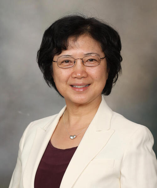 Ping Yang, M D , Ph D  - Mayo Clinic Faculty Profiles - Mayo Clinic