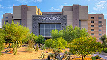 Photo of Mayo Clinic campus in Phoenix/Scottsdale, Arizona