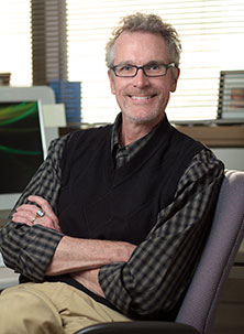 Photo of Jim Maher, Ph.D.