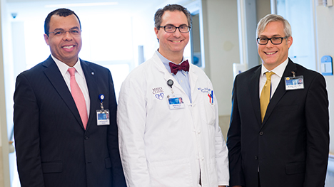 Jose L. Diaz-Gomez, M.D.; Michael A. Pizzi, D.O., Ph.D.; and W. David Freeman, M.D.