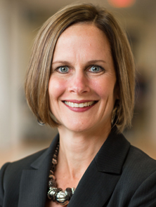 Photo of Amy S. Oxentenko, M.D.