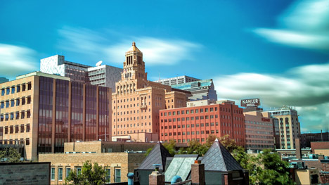 Image of downtown Rochester, Minnesota