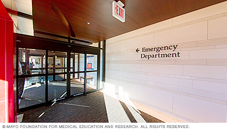 Olmsted Emergency Room Rochester Mn