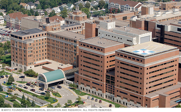 Campus Facilities Minnesota Mayo Clinic College Of