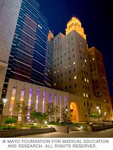 Campus Facilities Minnesota Mayo Clinic School Of