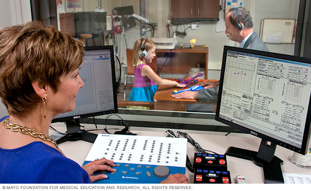 Audiology - Academics - Mayo Clinic School of Health Sciences