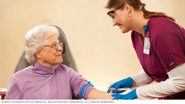 Phlebotomy Technician Certificate Program Clinical Rotation (Arizona ...