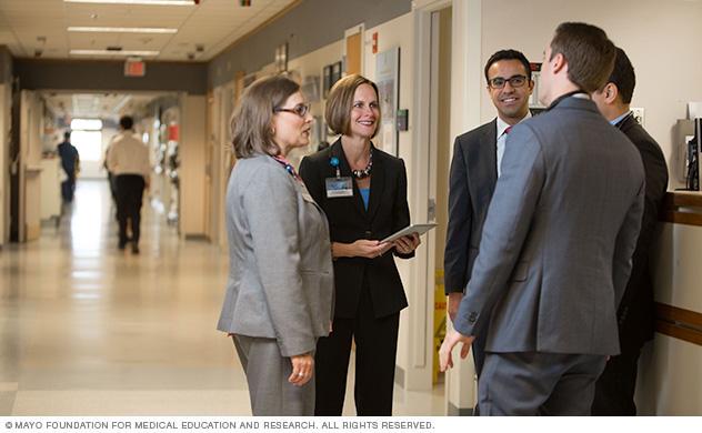 Resident Responsibilities - Internal Medicine Residency (Minnesota