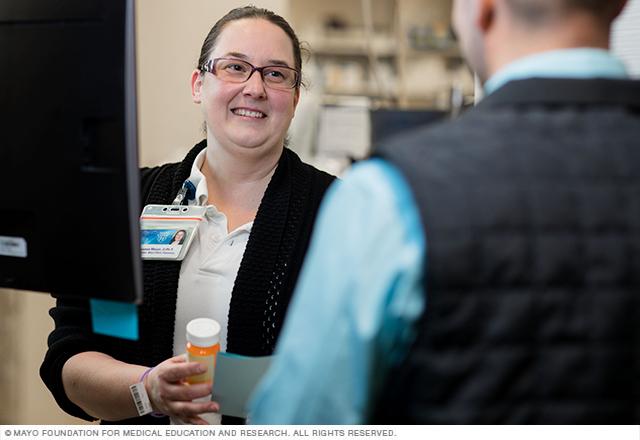 Pharmacy Technician Program (Minnesota) - Mayo Clinic School of ...
