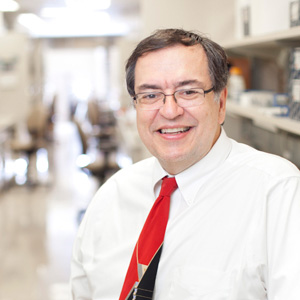 Mayo Clinic Cancer Center Director Robert B. Diasio, M.D.