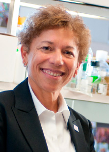Photograph of Edith A. Perez, M.D., deputy director at large, Mayo Clinic Cancer Center