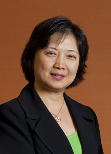 Photograph of Ping Yang, M.D., Ph.D.