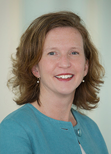 Photograph of Celine M. Vachon, Ph.D., of Mayo Clinic