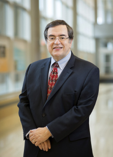 Photograph of Robert B. Diasio, M.D., director, Mayo Clinic Cancer Center