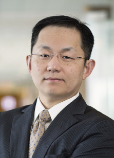 Photograph of Harry H. Yoon, M.D.