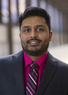 Photograph of Arun Kanakkanthara, Ph.D.