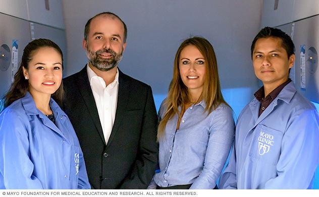 Team Bios - Neurogenesis and Brain Tumors: Hugo Guerrero