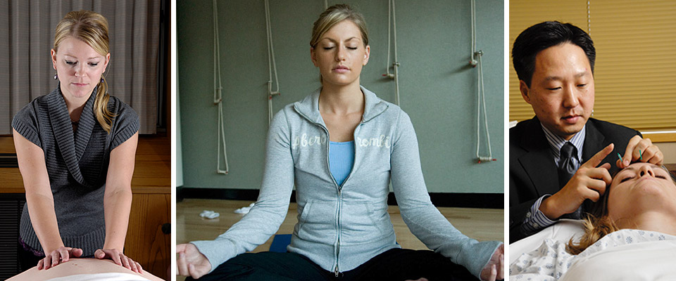 Complementary and Integrative Medicine Program - Brent A