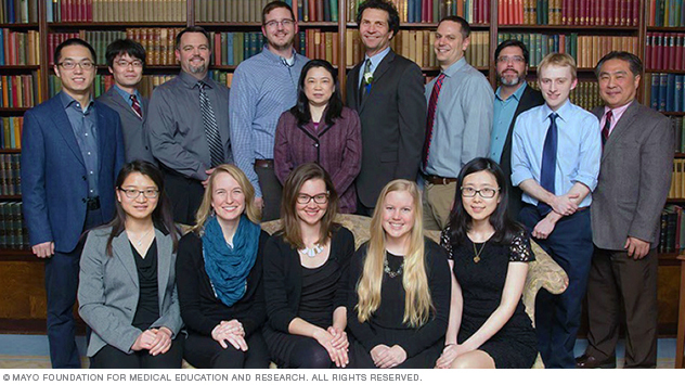 Research Team - Mayo Clinic Research