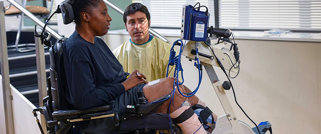 Spinal Cord Injury Research Program - Mayo Clinic Research