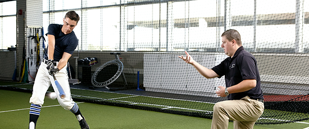 Mayo Clinic Sports Medicine Research is using biomechanics to show how flaws in pitching and swing mechanics put an athlete at risk for injury.