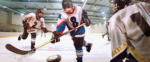Mayo Clinic Sports Medicine Research has developed and implemented Fair Play, an initiative by Mayo Clinic Sports Medicine Research to reduce the incidence of concussions and make hockey a safer sport.