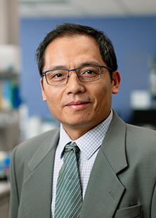 Photograph of Zhi Zhang Yang, M.D.