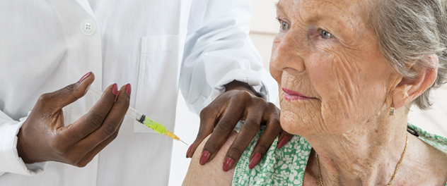 Vaccine research studies differences in how the immune systems of older men and women respond to flu shots.