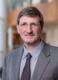 Photograph of Fergus J. Couch, Ph.D.