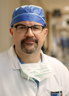 Photograph of Mark J. Truty, M.D., M.S.