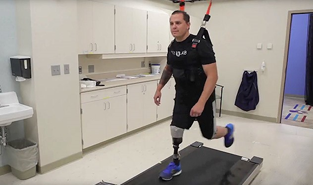Gait and Motion Analysis Research