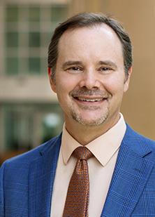 Photograph of Paul D. Brown, M.D.