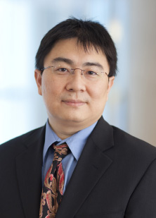 Photograph of Zhenkun Lou, Ph.D.