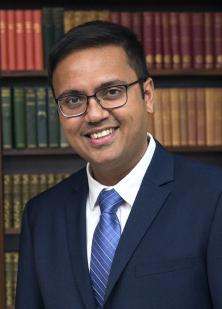 Photograph of Shounak Majumder, M.D.