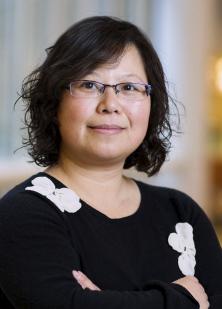 Shizhen (Jane) Zhu, M.D., Ph.D.