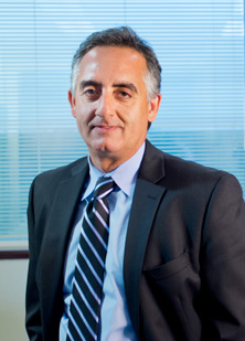 Photograph showing Massimo Raimondo, M.D., a Mayo Clinic gastroenterologist